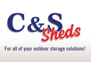 C and S Sheds Maker in Ireland for Metal and Steel Garden Sheds