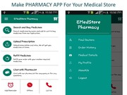 EMedStore: Pharmacy Ecommerce Mobile App